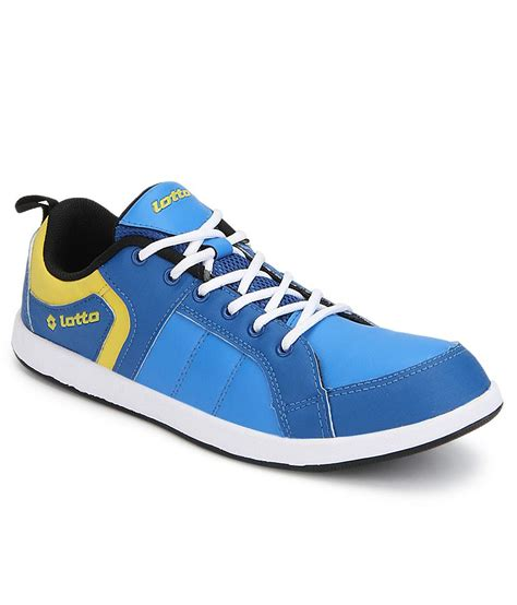 lotto sports shoes lotto lama blue sports shoes price in india buy lotto