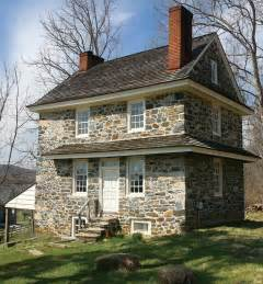 Dutch Colonial Revival House Plans pennsylvania stone farmhouses in the brandywine valley