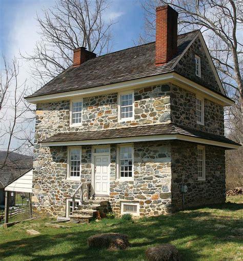Pennsylvania House by Pennsylvania Farmhouses In The Brandywine Valley
