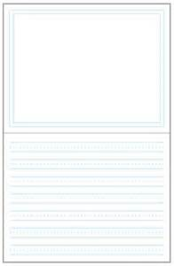 Drawing And Writing Paper Draw Write Now Workbook Draw Your World Paper Products
