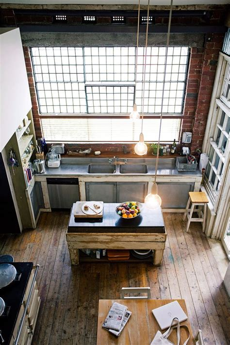 industrial style in a small apartment in london interior best 25 loft apartments nyc ideas on pinterest loft