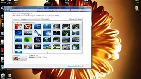how to install icon themes windows 7 themes windows windows 7 how to change theme and folder icons youtube