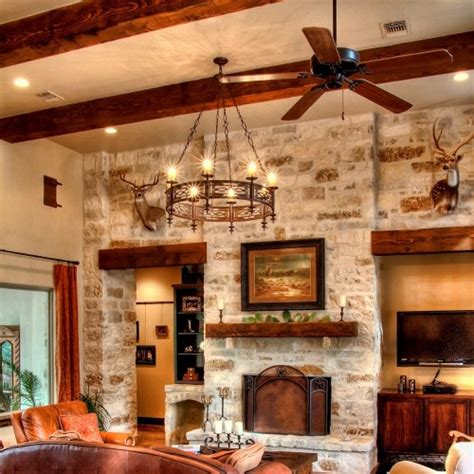 Country Home Interiors by Texas Hill Country Home Home Decorating Diy