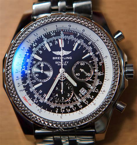 bentley breitling breitling for bentley motors das ziffernblatt
