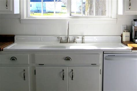 porcelain kitchen sink with backsplash keeping it cozy a farmhouse sink
