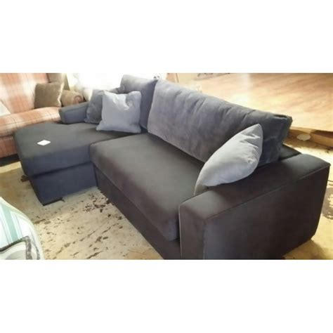 grey sofa with chaise clearance henderson corner sofa and chaise by home