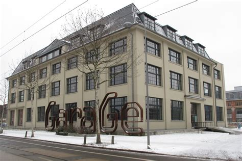 Automatik Museum Der Htwk Leipzig In Der Garage Museum Fi