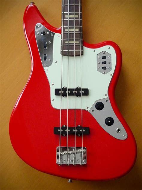 Fender Deluxe Jaguar Bass Image 73962 Audiofanzine