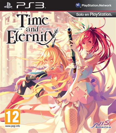 Bd Ps3 Kaset Time And Eternity segundo tr 225 iler de time and eternity