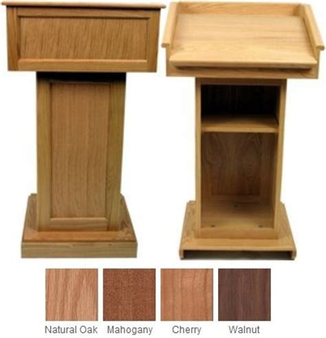 podium woodworking plans folding podium plans woodproject