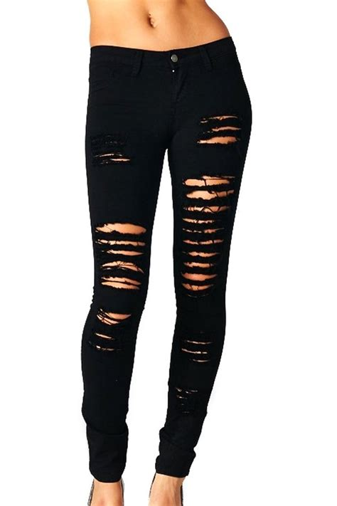 ripped black jeans womens bod jeans ripped black skinny jeans womens mx jeans