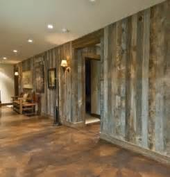 Barn Floor barn wood walls and stained concrete floor barn wood walls man cave