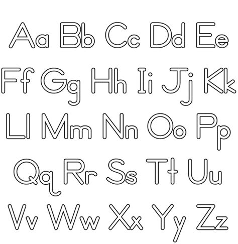 printable letters of the alphabet in color coloring pages abc color pages trueluhicam alphabet