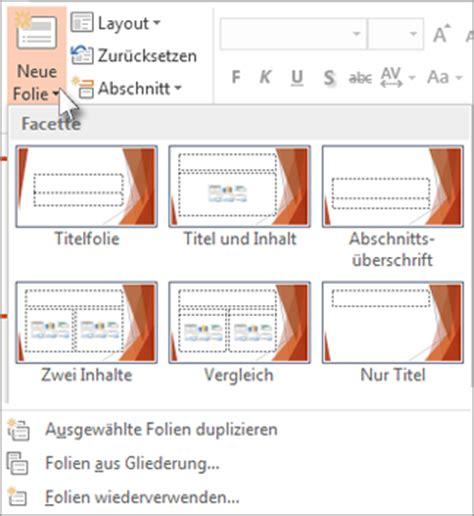 powerpoint layout nachträglich ändern hinzuf 252 gen 196 ndern der reihenfolge und l 246 schen von folien