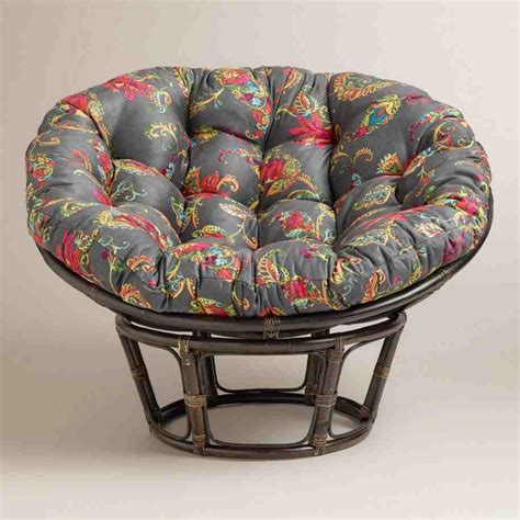 papasan chair cushion home furniture design papasan chair frame and cushion home furniture design