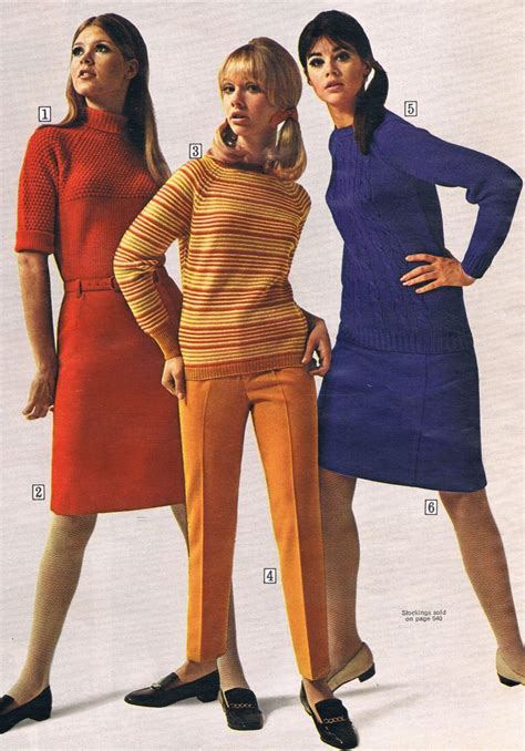 1228 best 60 s catalog fashions images on 60 s