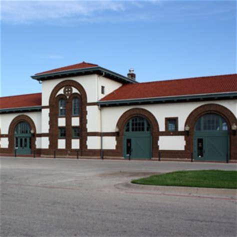 Office Depot Abilene Tx by Santa Fe Depot And Harvey House Forts Trail Region