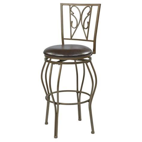 30 quot metal swivel bar stool in espresso csm2530 es 30 quot metal swivel bar stool in espresso csm2730 es
