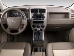 Jeep Patriot Dashboard 2008 Jeep Patriot Prices Reviews And Pictures U S News