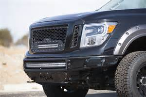 Nissan Titan Pro 4x Accessories Nissan Motorsports Bringing Angry Titan Xd Pro 4x At The