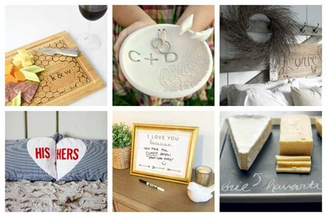 diy thoughtful gifts 15 thoughtful diy wedding gifts that every will ideal me