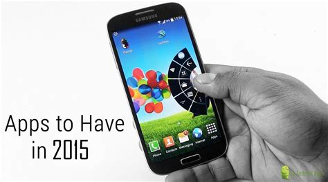 top ten apps for android ios 2015