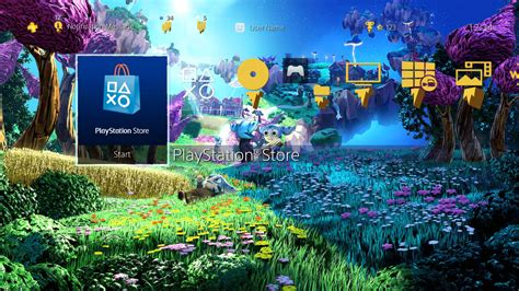 ps4 personal themes tethered dynamic theme on ps4 official playstation store