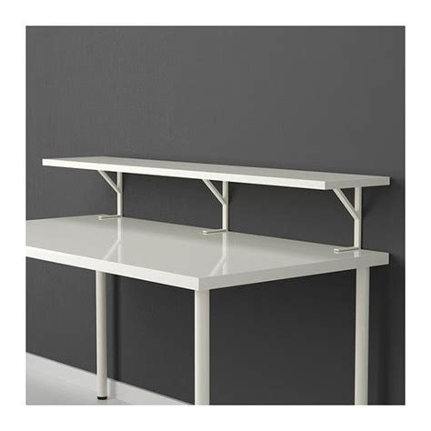 Galant Desk Top Shelf by Consoles And Werk Oppervlak On