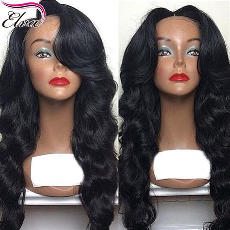 aliexpress human hair wigs body wave full lace wig front lace wig human hair braziian