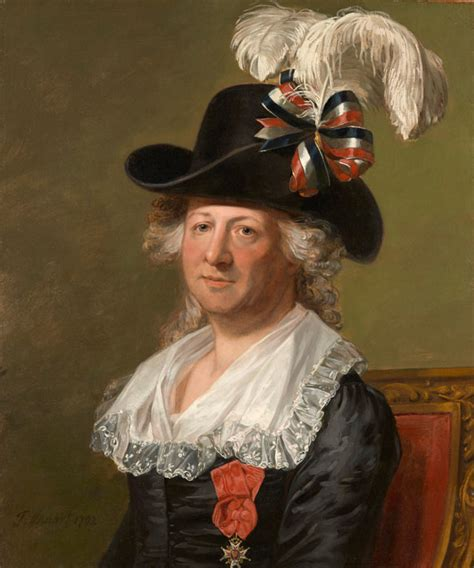 chevalier d eon portrait mistaken for 18th century is early painting