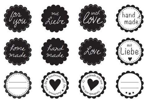 Etiketten Selbstgemacht by 220 Ber 1 000 Ideen Zu Sticker Drucken Auf Diy