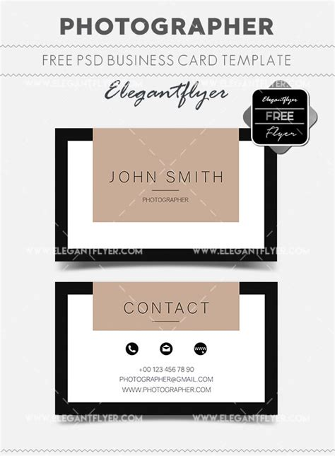 Free Psd Business Card Templates With Bleed by The Best Modern Business Cards Templates In Psd 2018