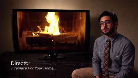 netflix s cinematic masterpiece fireplace for your home