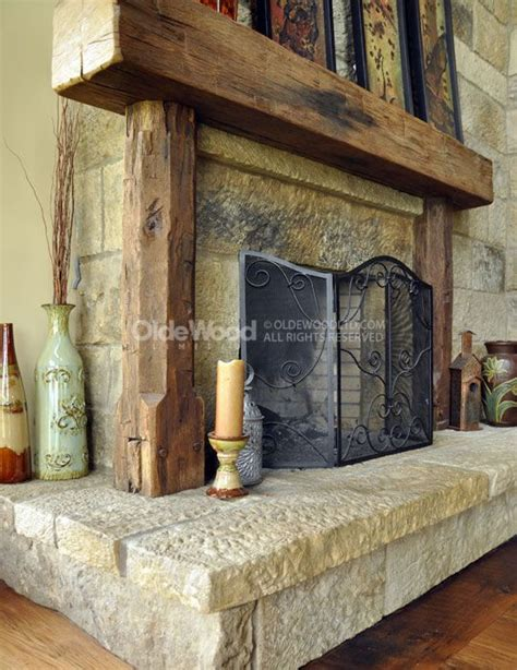 Rustic Mantels For Fireplaces by Rustic Fireplace Mantels Barn Beam Fireplace Mantels Our