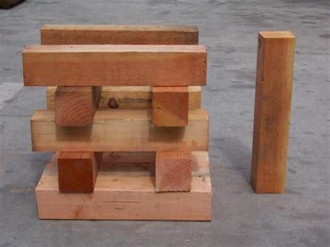 Timber Cribbing by Cribbing Cert La