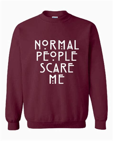 Sweater You Me Maroon sweater normal scare me black white grey burgundy sweater maroon burgundy normal