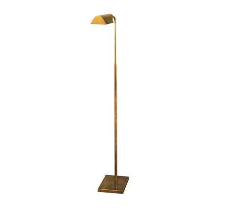 Mission Style Home Decor by Brass Pharmacy Floor Lamp The Kellogg Collection