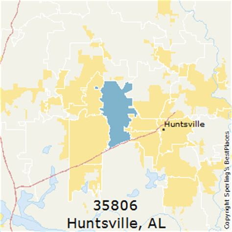 Section Alabama Zip Code by Best Places To Live In Huntsville Zip 35806 Alabama