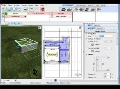 3d home design software tutorial 3d home design by livecad tutorials 01 first step youtube