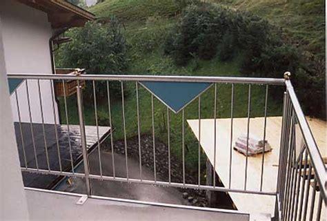 Terrassengeländer Alu Preise by Balkongel 228 Nder Edelstahl Preise Balkongel Nder Edelstahl
