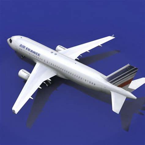 model commercial jets pack commercial airplanes 3d model max obj 3ds fbx c4d