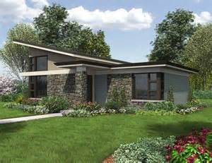 Vacation Rental House Plans Single Bedroom Compact Contemporary Home Ideal For