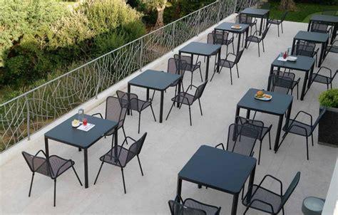 tavoli da ristorante tavoli da giardino per ristoranti mobilia la tua casa