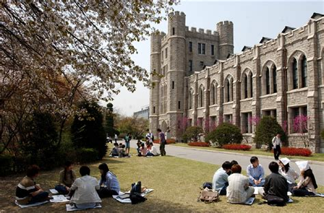 Top Mba Universities In South Korea by Study In South Korea Top Universities