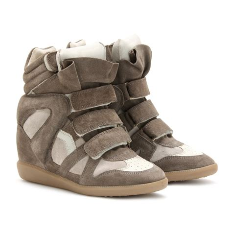 marant sneaker wedge it s true marant for h m is coming this november