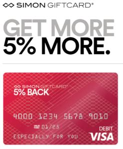 Visa Five Back Gift Card - 5 back visa archives frequent miler