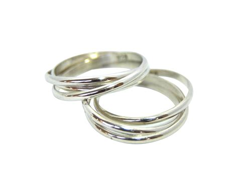 Wedding Rings Sterling Silver by Sterling Silver Ring Russian Wedding Ring Teepea