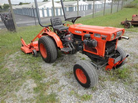 kubota b7100 kubota b7100 tractors compact 1 40hp deere