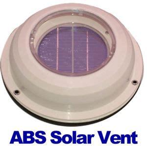 rv solar vent fan new 8 5 034 abs solar vent fan for boat rv greenhouse etc