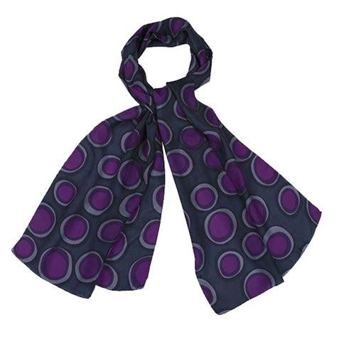 marimekko petrooli navy violet scarf marimekko scarves